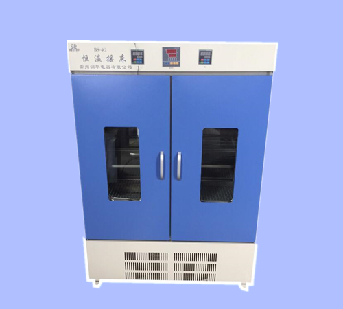 Bs-4g oscillation incubator double row independent constant speed intelligent temperature control recommended by manufacturers