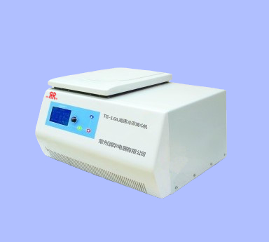Freezing centrifuge TGL-16A fast freezing and high speed mute