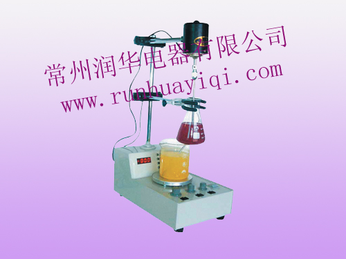 Temperature control of multifunctional agitator hj-5 with digital display